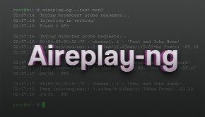 aireplay-ng