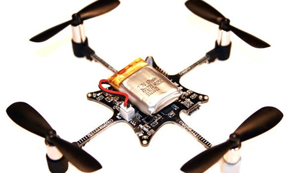 Crazyflie Nano Quadcopter Kit